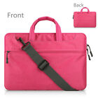 12 13.3 14 15.6 17 Inch Notebook Cover Sleeve Laptop Computer Case Pouch Bag Hot