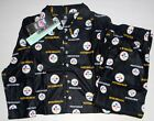PITTSBURGH STEELERS YOUTH PAJAMAS LOUNGE PANTS SHIRT SET S M L BOYS NIP NWT $27.99 USD on eBay