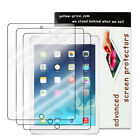 "For New iPad 6th Generation 9.7"" 2018 HD Clear Screen Protector Guard Films LOT"