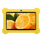 """2019 New 7"""" Quad Core Android 4.4Tablet Dual Camera Bundle Case for Kids Gift US"""