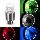 LED Wheel Tyre Light Tire Valve Cap For Bike Bicycle Motorcycle Lamp GIFT
