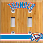 Basketball Oklahoma City Thunder  Light Switch Cover Choose Your Cover on eBay