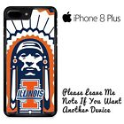 Illinois Fighting Illini Football Phone Case iphone and samsung etc