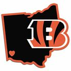 Cincinnati Bengals vinyl sticker for skateboard luggage laptop tumblers car (a) on eBay