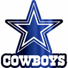 Dallas Cowboys vinyl sticker for skateboard luggage laptop tumblers car (d) on eBay