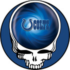 Indianapolis Colts vinyl sticker for skateboard luggage laptop tumblers car (l) on eBay