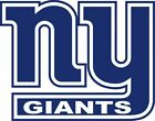 New York Giants vinyl sticker for skateboard luggage laptop tumblers car d on eBay
