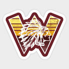 Washington Redskins vinyl sticker for skateboard luggage laptop tumblers car f on eBay