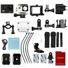 WIFI Waterproof Sports Camera Camcorder Travel Kit Action 1080P Full HD Cam Set