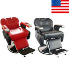Professional Reclining Salon Hair Hydraulic Barber Chair Equipment Durability US