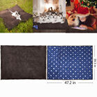 Waterproof Pet Bed For Dog Cat Crate Mat Soft Warm Pad Liner Home Indoor Outdoor