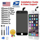 LCD Display Touch Screen Digitizer Assembly For iPhone 7 7 Plus 8 PLUS 6S 6G LOT