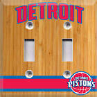 Basketball Detroit Pistons Light Switch Cover Choose Your Cover on eBay