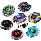 Rare Beyblade Set Fusion Metal Fight Master 4D Top Rapidity With Launcher GripDi