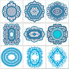 Внешний вид - Frame Collection Metal Cutting Dies Scrapbooking Album Decoration Stamp Dies Cut