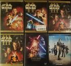 Star Wars DVD Collection: I II III, The Force Awakens, Rogue One *CHOOSE!! $1.64 USD on eBay