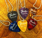 Kyпить Guitar Pick Necklace - FENDER  на еВаy.соm