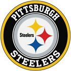 Pittsburgh Steelers #15 NFL Team Logo Vinyl Decal Sticker Window Wall Cornhole on eBay