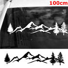 100cm Waterproof Tree Mountain Pet Camper Car Decor Car Sticker Auto Decal