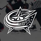 Columbus Blue Jackets NHL Logo / Vinyl Decal Sticker $3.97 USD on eBay
