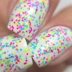 Polish Me Silly Sprinkles Collection - Bright Neon Glitter Party Nail Polish