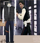 Star Wars 7 The Force Awakens Captain Han Solo Cosplay Costume Uniform Suit Men $86.94 USD on eBay