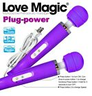 Kyпить Love Magic Wand Massager Powerful Multi Speed Plug-In Therapeutic Full Body   на еВаy.соm