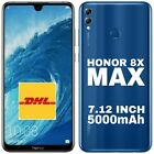 HUAWEI HONOR 8X MAX 64GB/128GB 4GB/6GB VERSIONS X 7.12INCH SCREEN UNLOCKED
