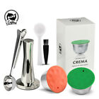 i Cafilas Stainless Steel Reusable Refillable Coffee Pod Capsule for Dolce Gusto