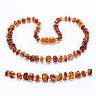 Kyпить Baltic Amber Child (3yr+*) Necklace Beads Knotted 14-35CM, 4 Colors на еВаy.соm