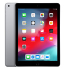 Apple iPad 6th Generation 128GB Wi-Fi, 9.7in - Space Gray, Silver, Gold