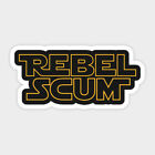 Rebel Scum Star Wars sticker for skateboard luggage laptop tumblers $1.99 USD on eBay