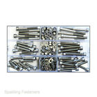 M5 / 5mm ASSORTED A2 STAINLESS STEEL SOCKET CAP SCREW BOLTS NUTS AND WASHERS