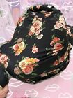 Clearance sale MultiUse Car Seat Canopy Nursing cover baby Beanie Carrying Case