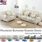 1 2 3 4Seater Sofa Cover Slipcover Stretch Elastic Couch Furniture Protector Fit image