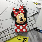 For iPhone 6/6s 6Plus/6sPlus New 3D Cute Cartoon Soft Silicone Phone Case Cover