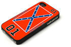 General Lee Roof Logo  Samsung S6 S7 S8 S9 iPhone SE XS 5 6 7 8 Case