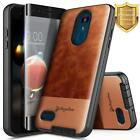 For LG Tribute Empire / LG Aristo 3 Case | NageBee® Shockproof Phone Cover