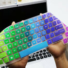 Keyboard High invisible Protector Skin Cover Fit For HP 15.6 inch Laptop PC P0CA
