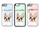 FRENCH BULLDOG PERSONALISED MOBILE PHONE CASE COVER APPLE IPHONE SAMSUNG