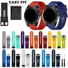 Silicone Wrist Band Strap Bracelet For Garmin Fenix 3/5 5X 5S / Plus Watch USA image