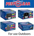 OUTDOOR ELECTRONIC PEST REPELLERS - RODENTS, SMALL ANIMALS, BIRDS AND MORE