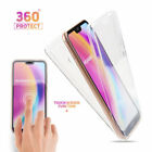 For Huawei Mate 20 P20 P Smart  Slim Case 360 Full Cover Silicone Front+Back PC