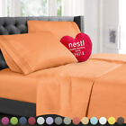 All Unique Sizes Brushed Soft Microfiber Hotel Bed Sheets, Deep Pocket Sheet Set