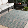 Ambridge Moroccan Trellis Outdoor 2' x 3' Area Rug