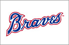 Atlanta Braves sticker for skateboard luggage laptop tumblers car(a) on Ebay