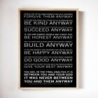 Motivational Inspirational Prints, Funny Quote Posters, A3/A4 Wall Art Decor <br/> *** QUICK DISPATCH *** FAST DELIVERY *** BUY2 GET1 FREE