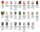 Jamberry half sheets, miscellaneous designs