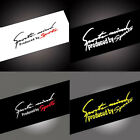1x Sports Racing Car SUV Decoration Decal Stickers Auto Reflective Vinyl Graphic $1.32 CAD on eBay