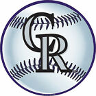 Colorado Rockies vinyl sticker for skateboard luggage laptop tumblers car (e) on Ebay